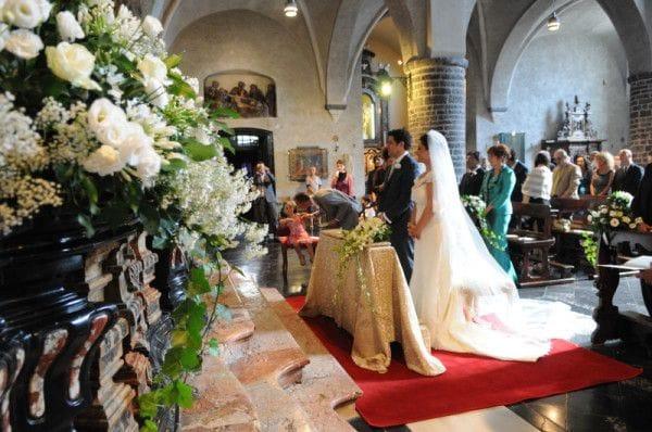 La cerimonia.