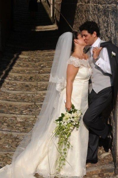 Un bacio a Varenna.