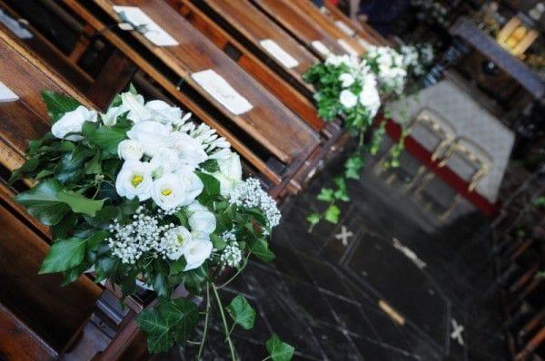 Bouquet panche.