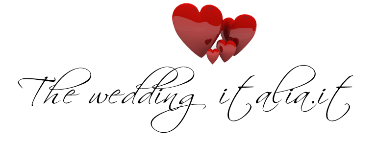 logo the wedding italia